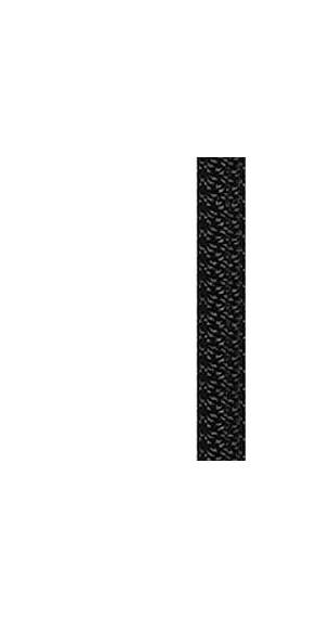 Mammut Performance Static 10,5 mm (pris per meter) Black